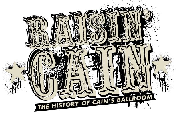 Raisin' Cain Film Logo